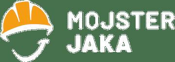 Mojster Jaka logotip bel