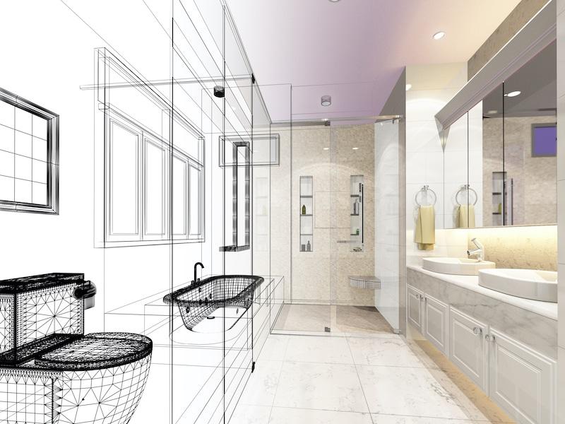 Načrtovanje nove kopalnice