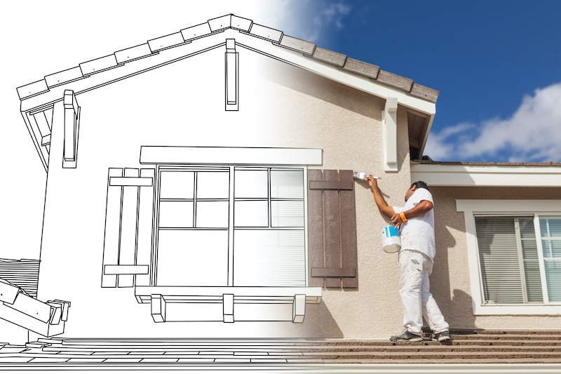 Načrtovanje in prenova hiše